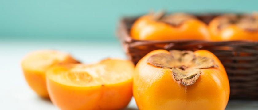 柿の薬膳的効能と使い方