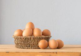 鶏卵の薬膳的効能と使い方