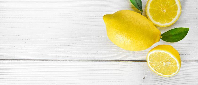 レモンの薬膳的効能と使い方