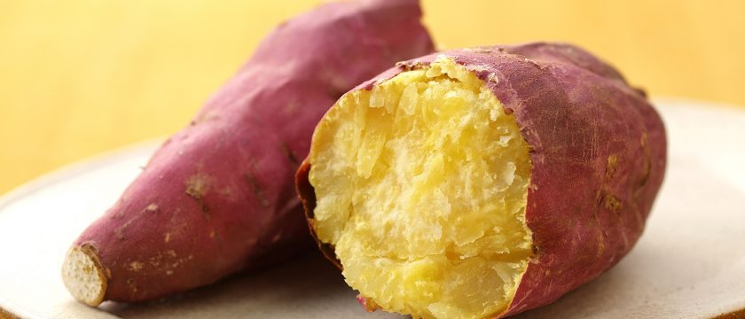 サツマイモの薬膳的効能と使い方