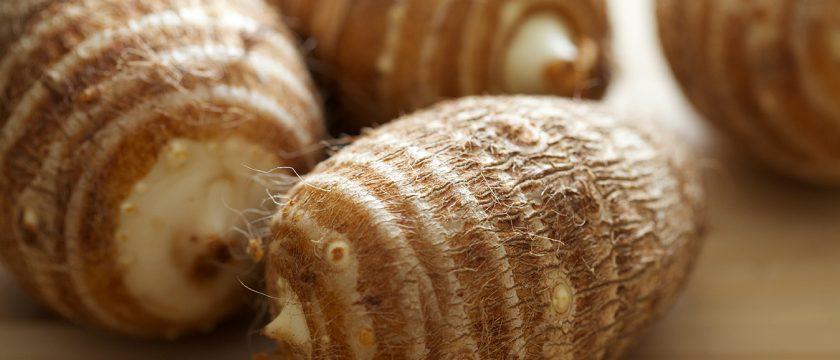 里芋の薬膳的効能と使い方