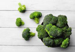 ブロッコリーの薬膳的効能と使い方
