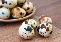 うずらの卵の薬膳的効能と使い方