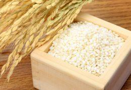 もち米の薬膳的効能と使い方