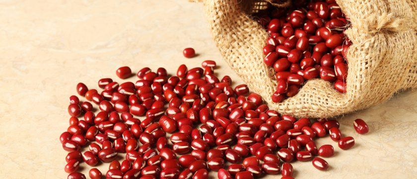 小豆の薬膳的効能と使い方
