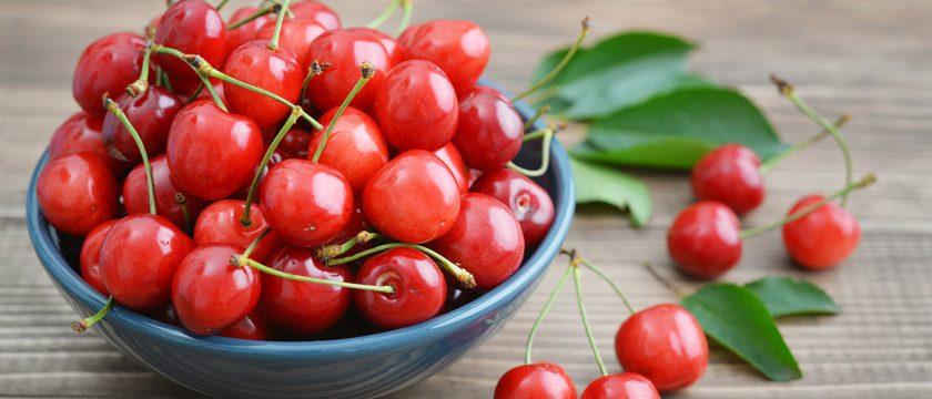 さくらんぼの薬膳的効能と使い方