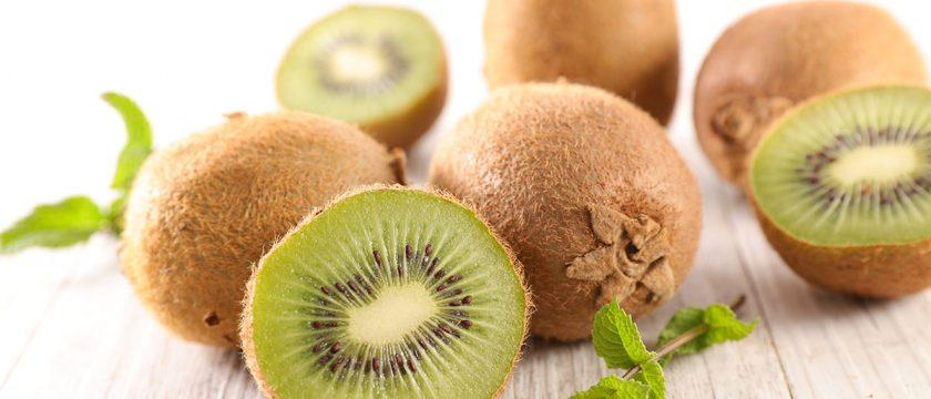 キウイフルーツの薬膳的効能と使い方