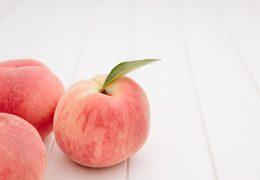 桃の薬膳的効能と使い方