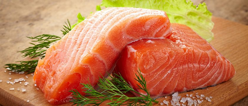 鮭の薬膳的効能と使い方