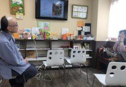 3/22 かまくら げんき動物病院にて【飼い主様向け】肉球診断学講座を開催しました