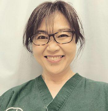 ふぅ動物病院 鈴木章子 獣医師